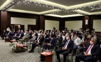 """CHP Grup Başkanvekili Özel, Edirne'de """"Laiklik Üzerine Düşünceler"""" paneline katıldı"""