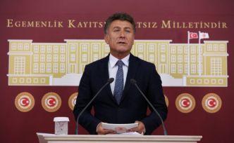 """CHP'li Sarıbal: """"TMO, çiftçiye kara gün yaratan bir ofis haline geldi"""""""