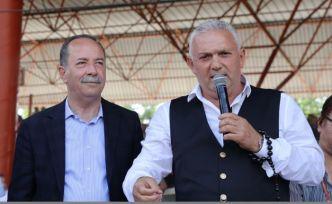 Kırkpınar'ın güreş ağalığını 1 milyon 22 bin lira bedelle mevcut ağa Seyfettin Selim kazandı