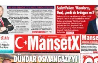 MANŞETX GAZETESİ 285. SAYISI ÇIKTI