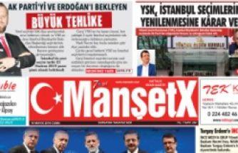 MANŞETX GAZETESİ 284. SAYISI ÇIKTI