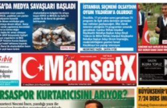 MANŞETX GAZETESİ 287. SAYISI ÇIKTI