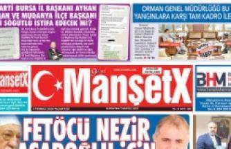 MANŞETX GAZETESİ