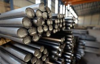 Çelik üretimi yüzde 3,7 arttı