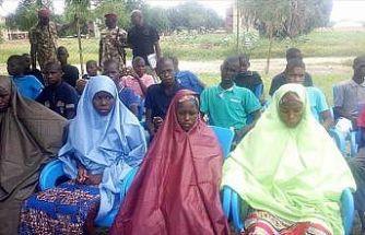 Boko Haram'dan kurtarılan çocuklar eğitime başlıyor