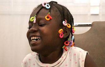 Burkina Fasolu kızın umut ışığı Türkiye'de
