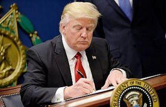Trump'tan Pentagon'un 2019 bütçesine onay