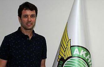 Akhisarspor'da Cihat Arslan tekrar görevde