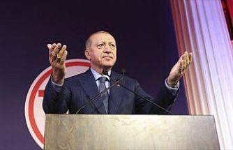 Cumhurbaşkanı Erdoğan: Suriye'nin içindeki güvenli bölgeleri artırmaya devam edeceğiz
