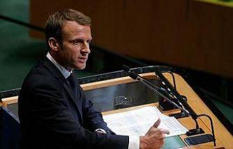 Fransa Cumhurbaşkanı Macron: Suriye konusunda ABD'nin pozisyonunda değişiklikler var