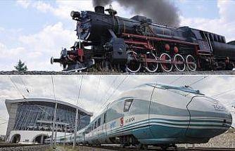 'Kara tren'den YHT'ye demiryolu serüveni