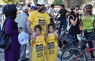 Malatya'da 'Sağlıklı Yaşam için Birlikte Yürüyoruz' etkinliği