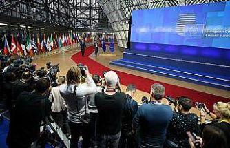AB Liderler Zirvesi Brexit oturumuyla başladı