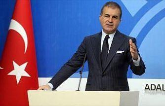 AK Parti Sözcüsü Çelik: Yunanistan gerilimi tırmandıracak eylemlerden uzak durmalı