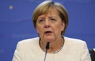 Almanya Başbakanı Merkel'den Brexit açıklaması