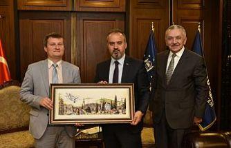 Belarus'dan Bursa'ya işbirliği çağrısı