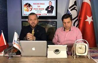 Gazeteci Kemal Uysal İNCE BAKIŞ'a Konuk Oldu