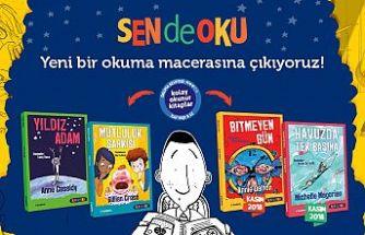 Tudem'den Okuma Güçlüğü Çeken Çocuklara Yeni Bir Koleksiyon: SEN de OKU