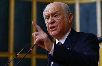 MHP Genel Başkanı Bahçeli: Suudi yönetiminin bin Ladin zihniyetinden ne farkı kalmıştır?