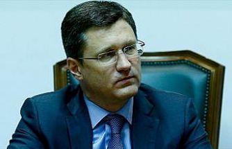 Rusya Enerji Bakanı Novak: TürkAkım gibi projeler ekonomik iş birliğimizin temelini oluşturacak