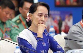 Suu Çii'ye verilen Vicdan Elçiliği Ödülü geri alındı