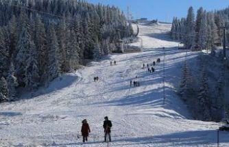 Anadolu'nun 'yüce dağı' kayak sezonu için gün sayıyor