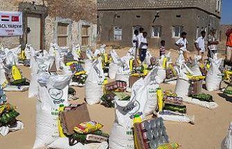 Sadakataşı Derneği'nden Yemen'de gıda yardımı