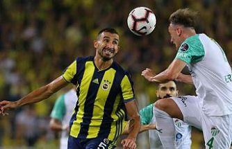Fenerbahçe-Bursaspor rekabetinde 100. randevu