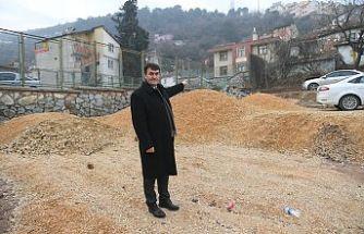 Osmangazi'den Çekirge'ye Yeni Park