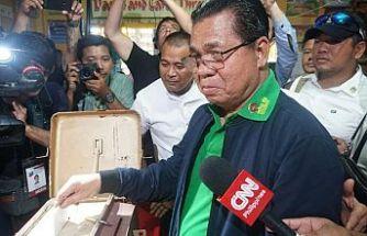 Tarihi referandumda Morolar oy kullanıyor