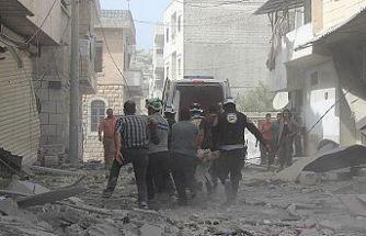 İdlib'de ocak ayında 30 sivil öldürüldü
