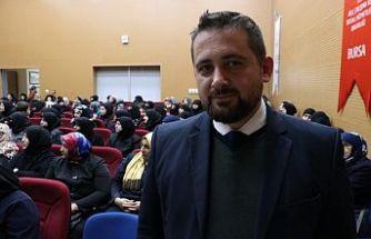 """Suriyeli kadınlara """"aile içi iletişim"""" eğitimi verildi"""