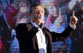 CHP Grup Başkanvekili Özel: Göçmen düşmanlığı üzerine siyaset kurmayız