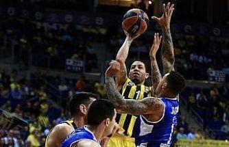 Fenerbahçe Beko evinde kazandı