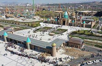 Mehmet Özhaseki: Anka Park'ı ziyaret eden kişi sayısı 980 bin