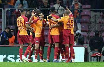 Galatasaray yenilmezlik serisini 15 maça çıkardı