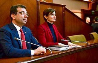 İBB'de CHP'nin yeni grup yönetimi belirlendi