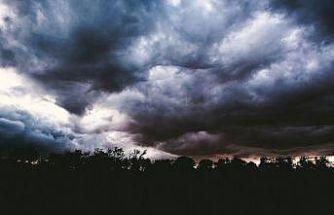 Meteorolojiden 12 il için kuvvetli rüzgar ve fırtına uyarısı