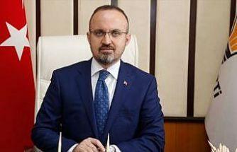 AK Parti Grup Başkanvekili Turan: Askeralma Kanunu Teklifi'nin çekilmesi söz konusu değil