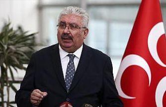 MHP Genel Başkan Yardımcısı Yalçın: İstanbul sevdamız, istikbalimiz, bekamızdır