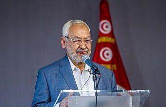 Tunus'ta Nahda'nın cumhurbaşkanı adayı Gannuşi