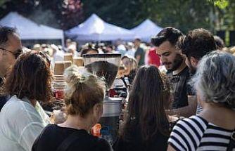 Ankara'da kahve tutkunları festivalde buluştu