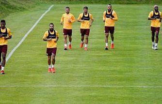 Galatasaray yeni sezon hazırlıklarını Avusturya'da sürdürüyor