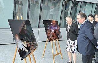 NATO'da AA'nın 15 Temmuz fotoğrafları sergilendi