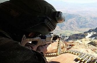 Pençe-2 Harekatında bir asker şehit düştü