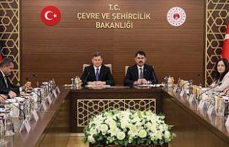 Türkiye ve Azerbaycan arasında çevre ve şehircilik alanında iş birliği