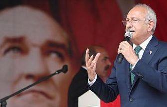 CHP Genel Başkanı Kılıçdaroğlu: Önce demokrasi demek zorundayız