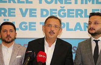 AK Parti'li Belediye Başkanları Afyonkarahisar'da buluşacak