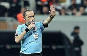 Cüneyt Çakır Chelsea-Valencia maçını yönetecek