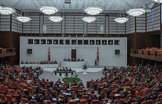 TBMM'de gündem Cumhurbaşkanlığı tezkeresi